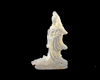 Mother of pearl Guan Yin statue