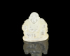 Mother of pearl Budai statue