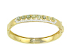 Chrysoberyl cat's eye and diamond bangle
